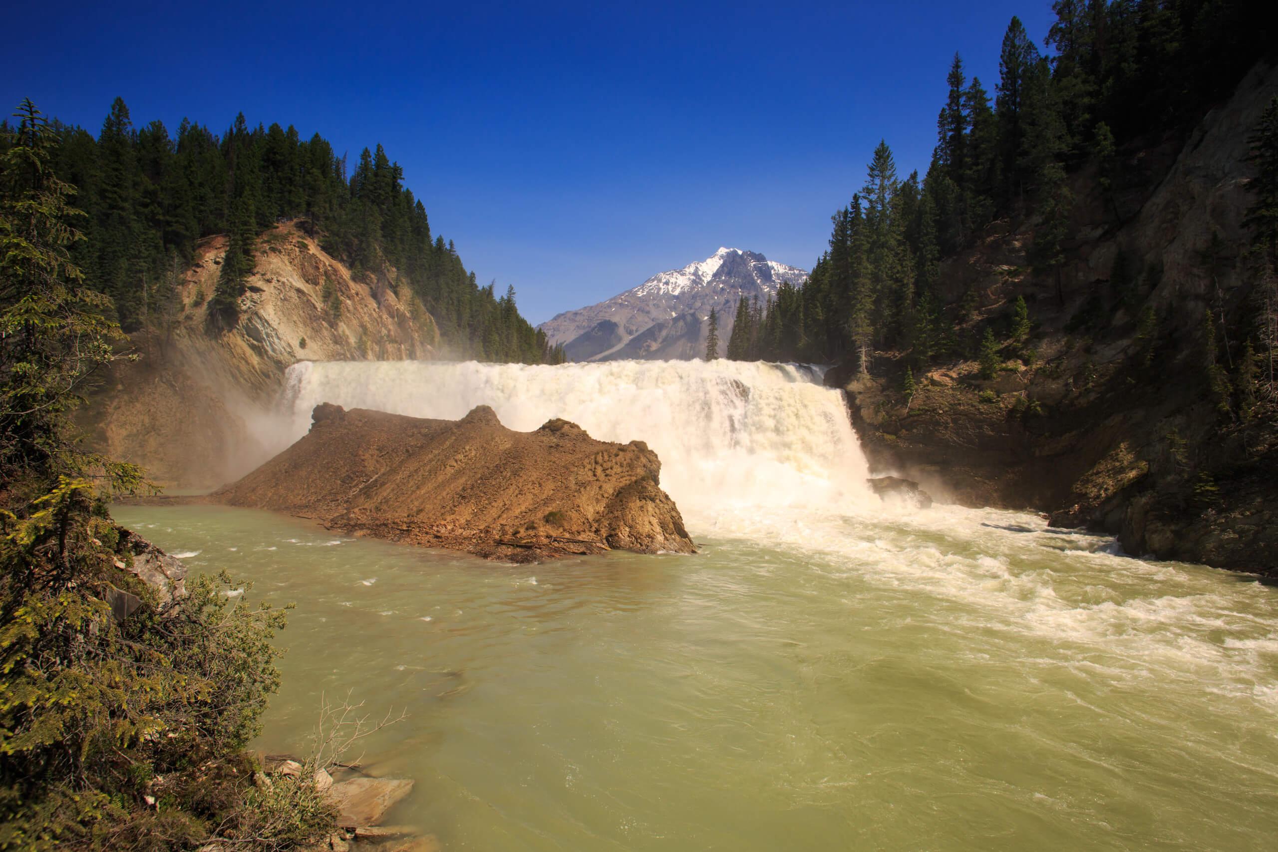 wapta-falls